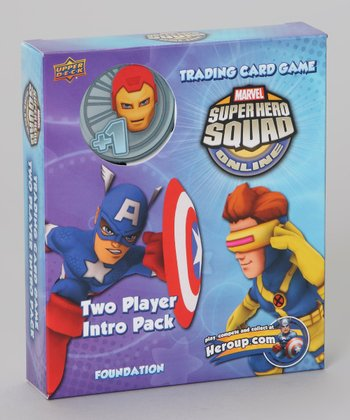 Marvel Super Hero Squad Trading Game