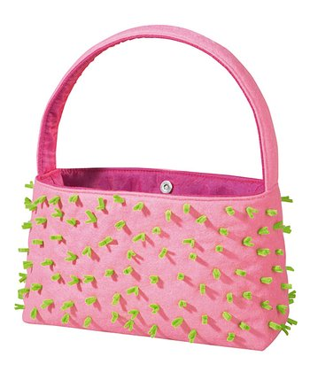 Pink Evergreen Bag