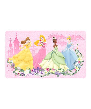 Princess Decorative Bath Mat