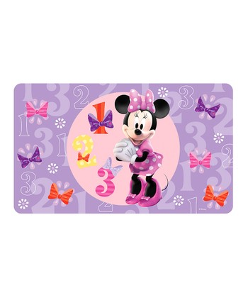 Minnie Mouse Decorative Bath Mat