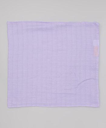 Lavender Organic Swaddling Blanket