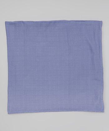 Blueberry Organic Swaddling Blanket