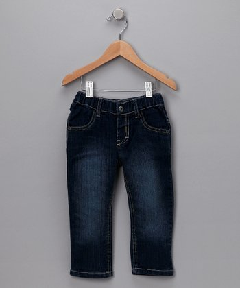 Me Too Dark Denim Guno Jeans - Toddler