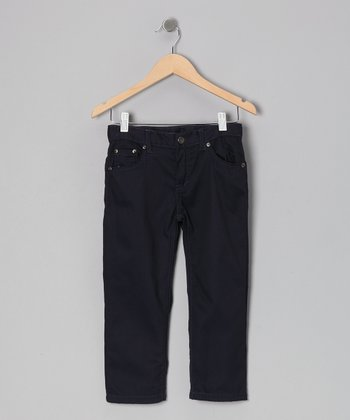 Dark Navy Jeans - Toddler & Boys