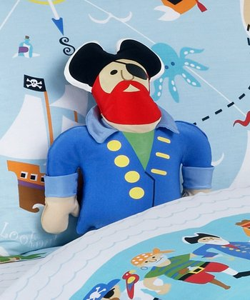 Olive Kids Pirate Pillow