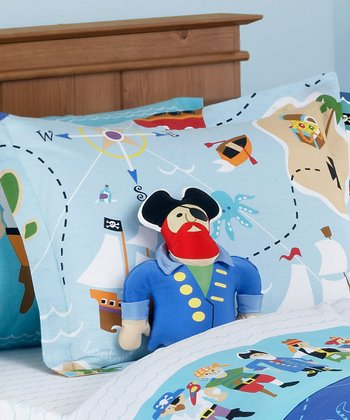 Olive Kids Pirates Pillow Sham