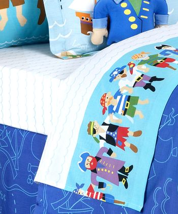 Olive Kids Pirates Twin Sheets Set
