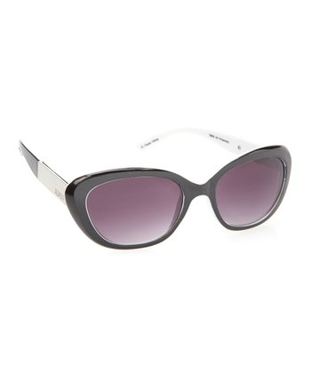 Black & White Casablanca Sunglasses