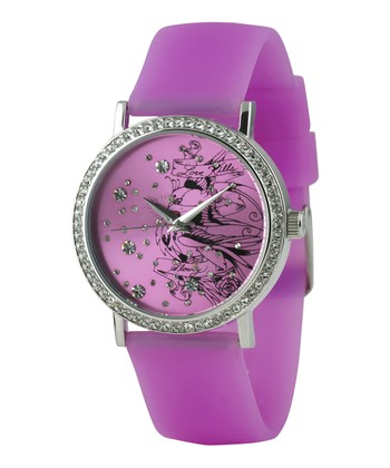 Pink Birds Love Watch - Women