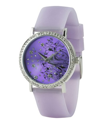 Purple Birds Love Watch