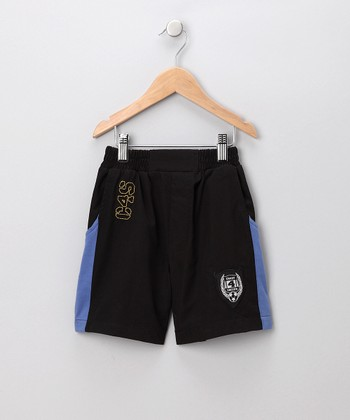 cd0a827a4a0 Black  Crazy 4 Soccer  Shorts - Toddler   Boys