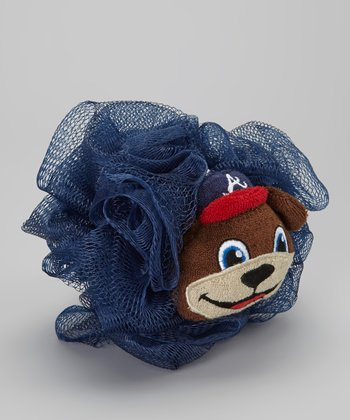 Atlanta Braves Mascot Loofah - Set of Three