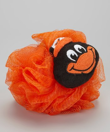 Baltimore Orioles Mascot Loofah - Set of Three