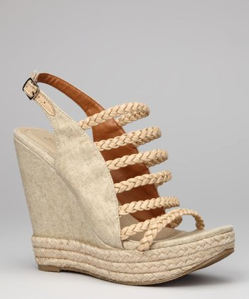 Sand Molly Wedge Sandal