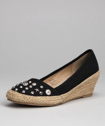 Black Holly Espadrille