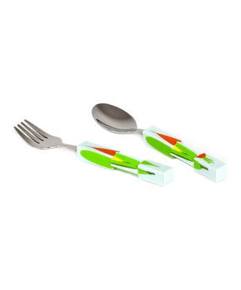 Veggies Cubetensil Set