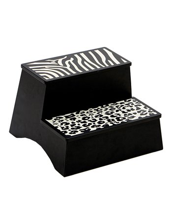 Wild Side Step Stool