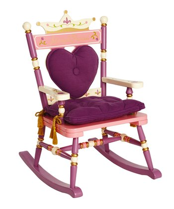Purple Royal Princess Rocker