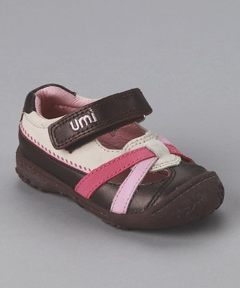 Chocolate Bramble Shoe - Infant & Toddler