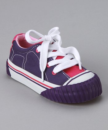 Purple Riley Shoe