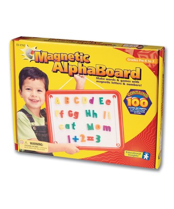 Magnetic Alphaboard Kit