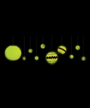 Glow-in-the-Dark Solar System Set