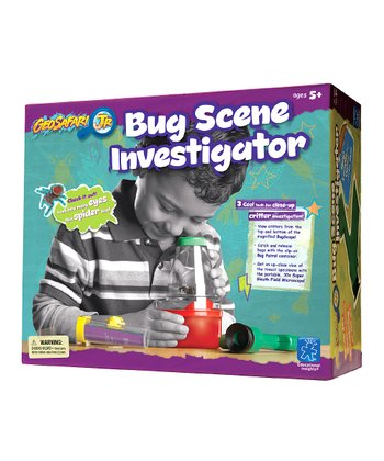 Geosafari Junior Bug Scene Investigator Kit