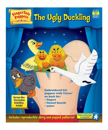 The Ugly Duckling Puppet Set