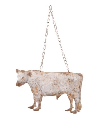 Cream Cow Wall Art
