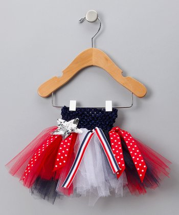 American Sequin Star Tutu - Infant, Toddler & Girls