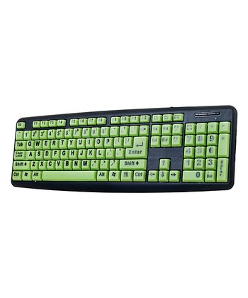 Klear Keys Glow-in-the-Dark Keyboard