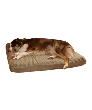 Clay Orthopedic Foam Pet Bed