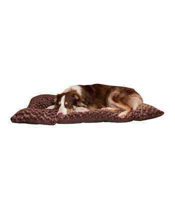 Chocolate Pillow Pet Bed