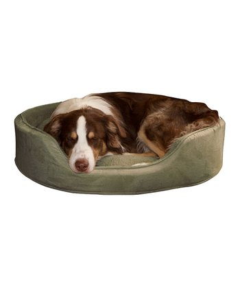 Forest Fur Cuddler Pet Bed