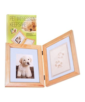 Pet Paw Impression Frame Set