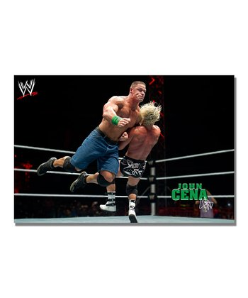 32'' John Cena Clothesline Gallery-Wrapped Canvas