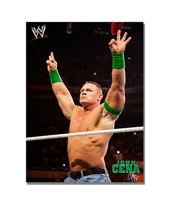 24'' John Cena Victory Gallery-Wrapped Canvas
