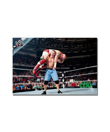 24'' John Cena Lift Gallery-Wrapped Canvas