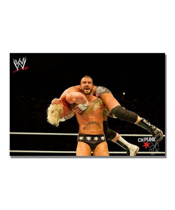 32'' CM Punk Gallery-Wrapped Canvas