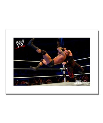 19'' Randy Orton Canvas Art