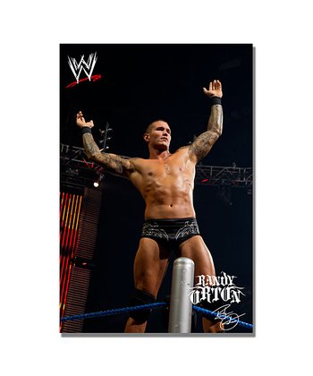 24'' Randy Orton Victory Gallery-Wrapped Canvas