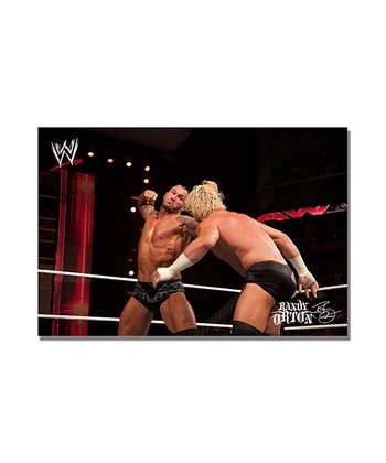 24'' Randy Orton The Haymaker Gallery-Wrapped Canvas