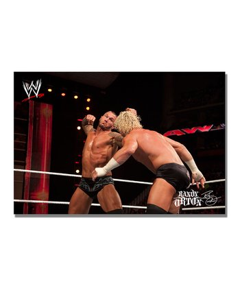 32'' Randy Orton The Haymaker Gallery-Wrapped Canvas