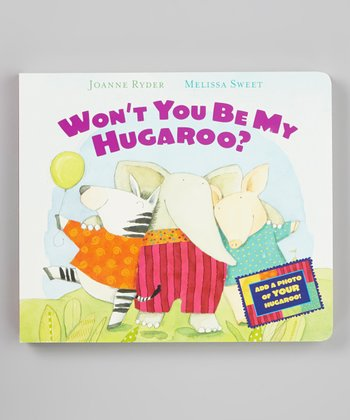 Won't You Be My Hugaroo Board Book