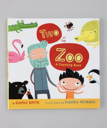 Two at the Zoo Hardcover