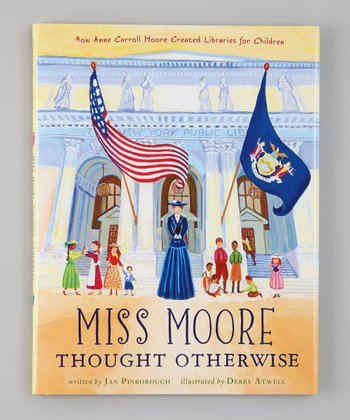 Miss Moore Thought Otherwise Hardcover