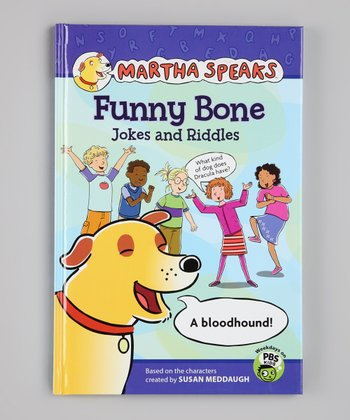 Martha Speaks: Funny Bone Jokes and Riddles Hardcover