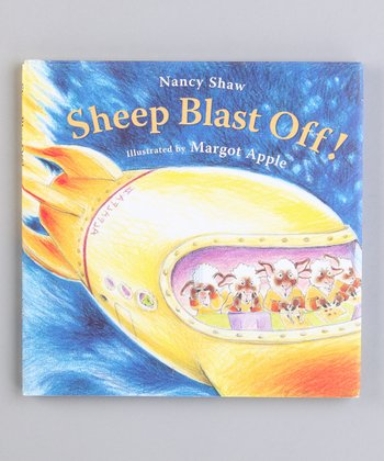 Sheep Blast Off! Hardcover