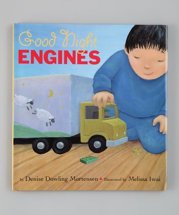 Good Night Engines Hardcover