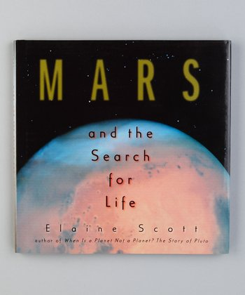 Mars and the Search for Life Hardcover